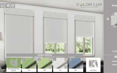 The Color Lux Window Solutions Design Tool